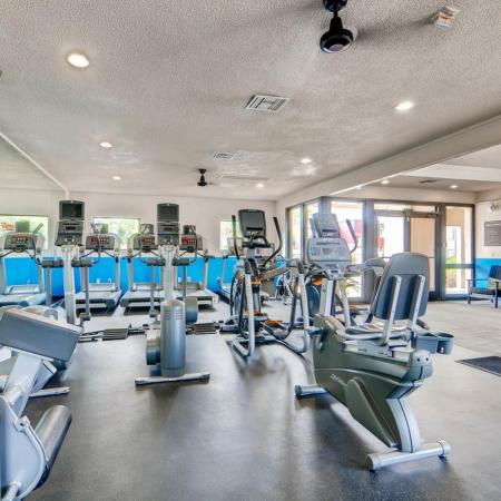 Fitness Center at Scottsdale Gateway II