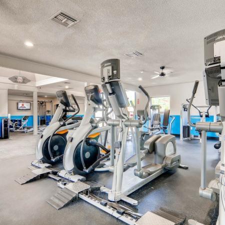 Modern Fitness Center at Scottsdale Gateway II