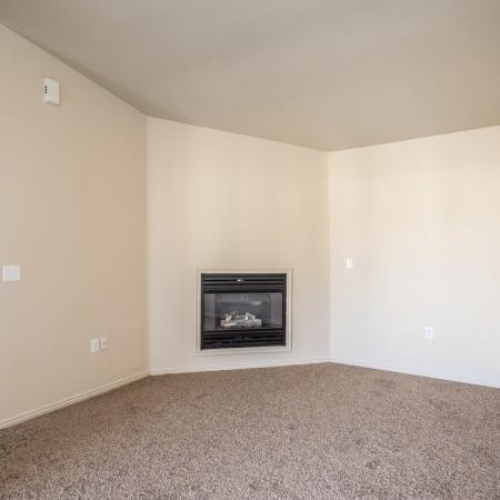 Spacious Living Room | Apartments In Salt Lake City | Park Vue