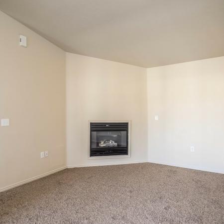Spacious Living Room   Apartments In Salt Lake City   Park Vue