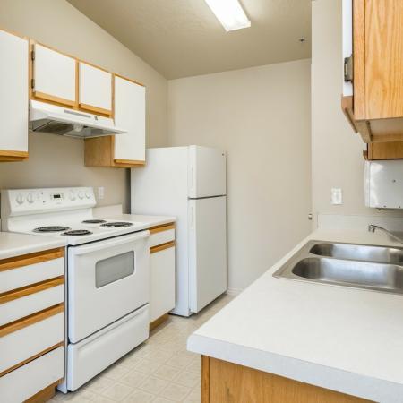 State-of-the-Art Kitchen | Salt Lake City Apartments | Park Vue