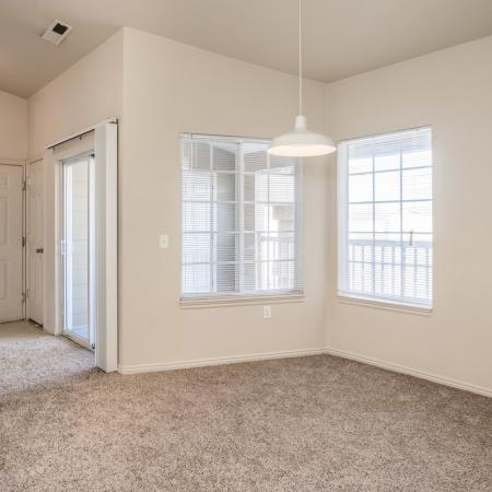 Elegant Living Room | 2 Bedroom Apartments Salt Lake City | Park Vue
