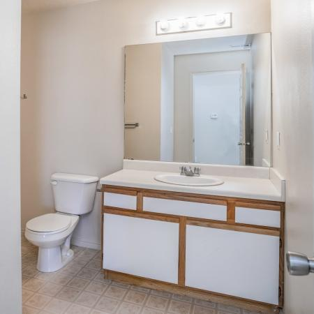 Spacious Bathroom | Apartment For Rent In Salt Lake City | Park Vue