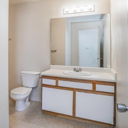 Spacious Bathroom | Apartment For Rent In Salt Lake City | Park Vue