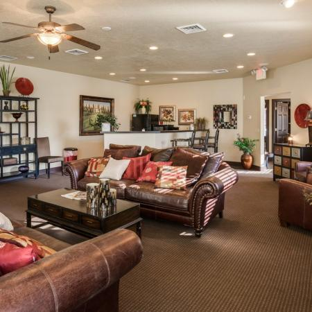 Luxurious Living Area | Apartments In Salt Lake City | Park Vue