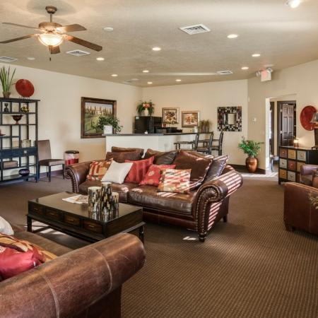 Luxurious Living Area | Apartments In Salt Lake City | Park Vue
