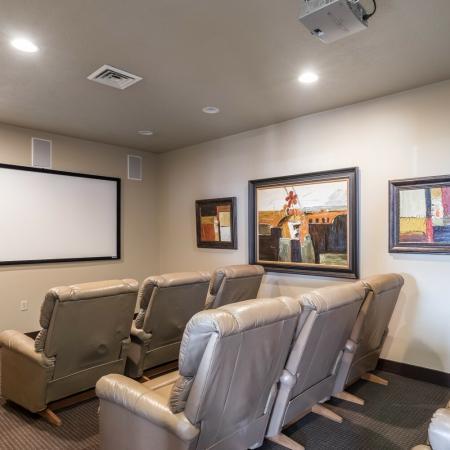 Resident Media Room | Salt Lake City Apartments | Park Vue
