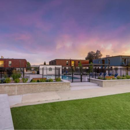 Beautifully Landscaped Grounds | Copperwood Apartments Herriman | Copperwood Apartments