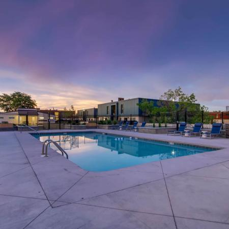 Resort Style Pool | Herriman Apartments | Copperwood Apartments