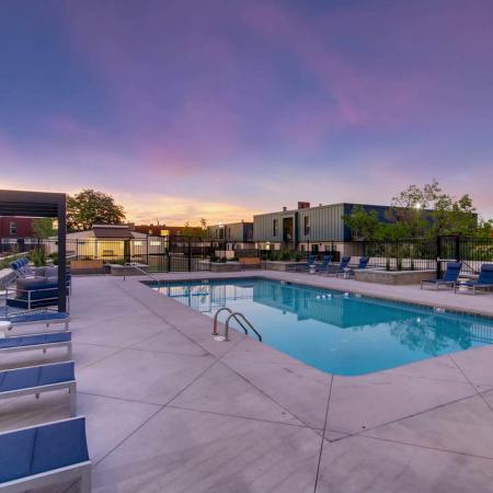 Swimming Pool | Apartments In Herriman Utah | Copperwood Apartments