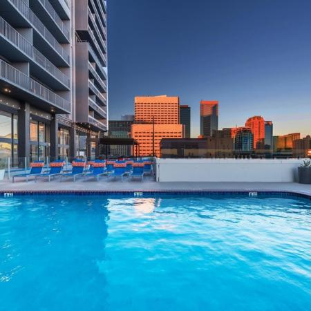 Resort Style Pool | Apartments In Houston | Houston House