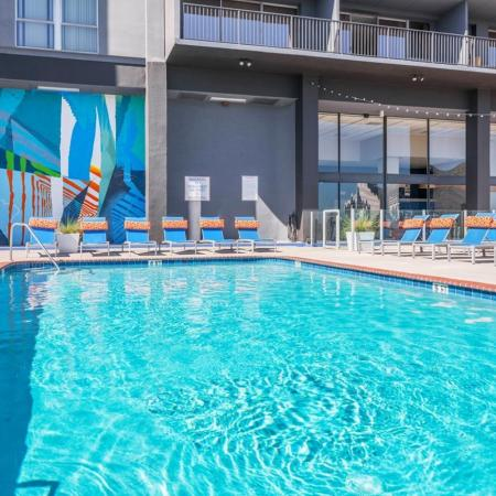 Heated Pool | Pet Friendly Apartments In Houston | Houston House