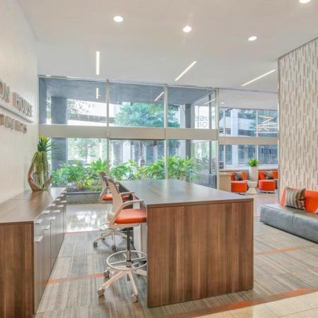 Spacious Resident Club House | Apartments In Houston | Houston House