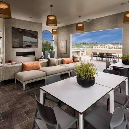 Community Lounge Area | Temecula California Apartments for Rent | Solaire