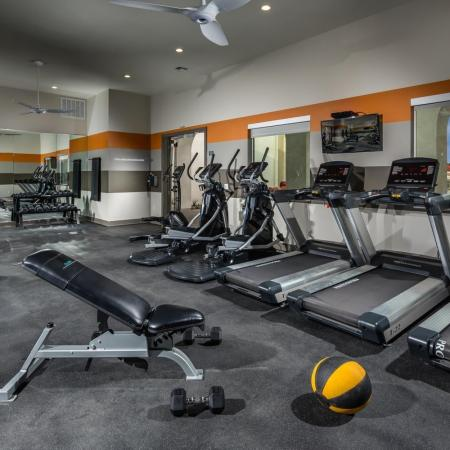 State-of-the-Art Fitness Center | Temecula California Apartments for Rent | Solaire