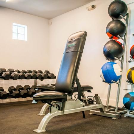 Cutting Edge Fitness Center | Apartments For Rent In Ahwatukee AZ | Verano Townhomes
