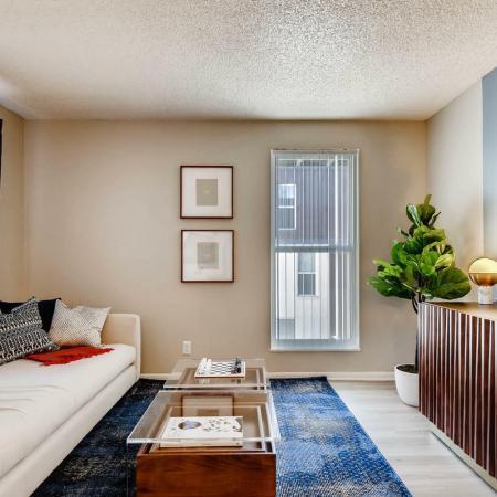 Elegant Living Room | Apartments For Rent In Herriman Utah | Copperwood Apartments