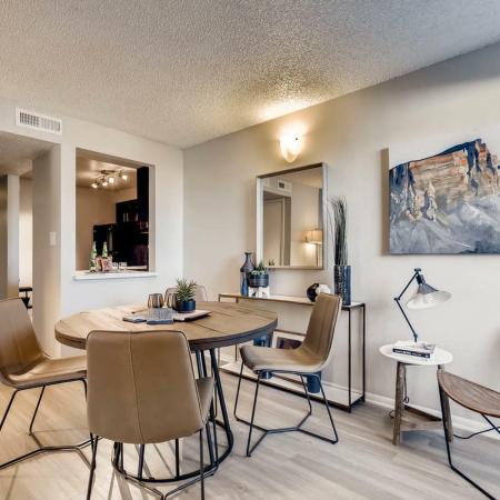 Elegant Dining Room | Apartments For Rent In Riverton Utah | Copperwood Apartments