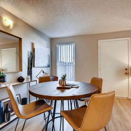 Luxurious Dining Room | Timbergate Apartments Herriman | Copperwood Apartments