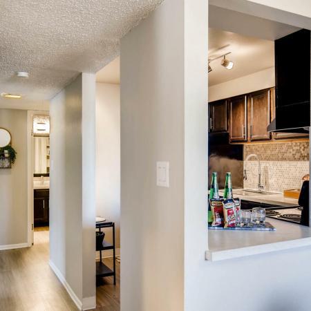 Open Hallway | Apartments For Rent In Herriman Utah | Copperwood Apartments
