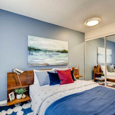Spacious Bedroom | Farmgate Apartments Herriman | Copperwood Apartments
