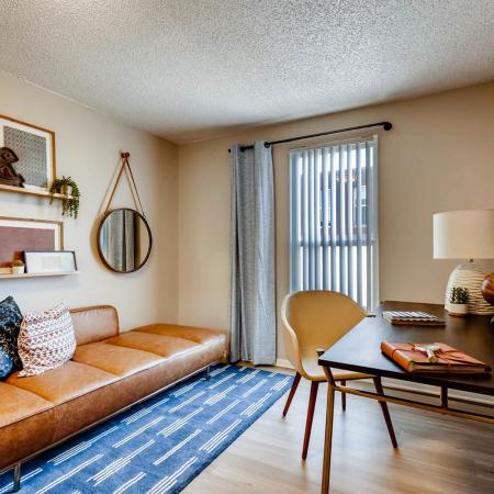 Spacious Living Area | Copperwood Apartments Herriman | Copperwood Apartments