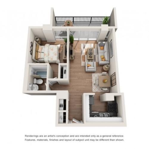 Floor Plan 7 | Houston House