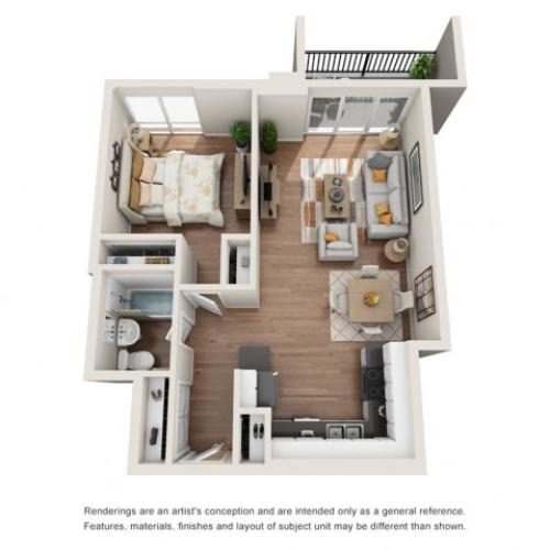 Floor Plan 9 | Houston House
