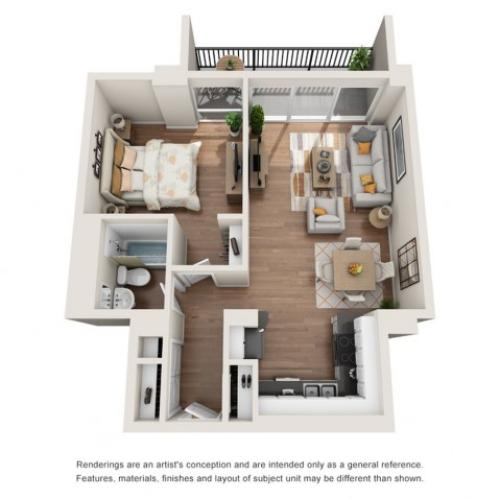 Floor Plan 5 | Houston House