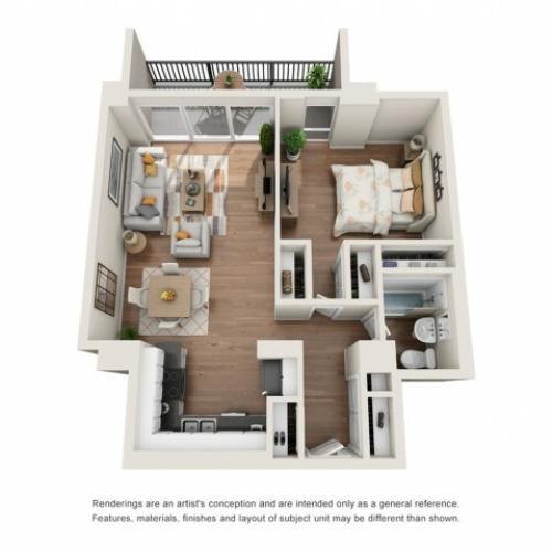 Floor Plan 13 | Houston House