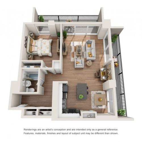 Floor Plan 23 | Houston House