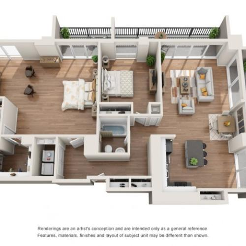 Floor Plan 19 | Houston House
