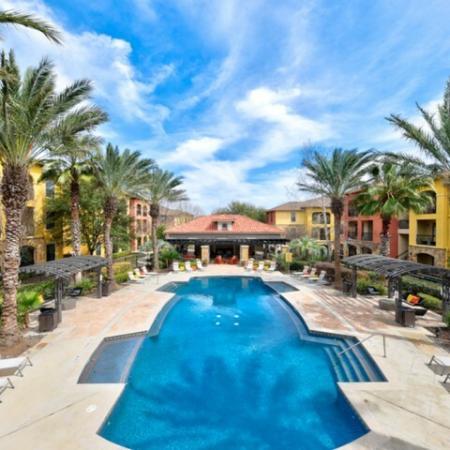 Resort-Style Swimming Pool at San Miguel