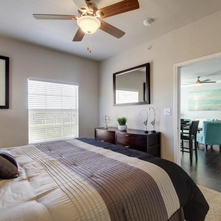 Bright and Airy Bedroom