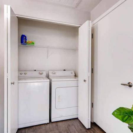 In-home Laundry  | Apartments Homes for rent in Phoenix, AZ | Palm Court Apartments