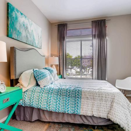 Spacious Master Bedroom | Apartments For Rent In Ahwatukee AZ | Verano Townhomes