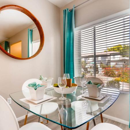Elegant Dining Room | Apartments In Ahwatukee Foothills | Verano Townhomes