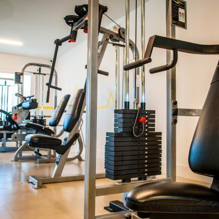 Resident Fitness Center | Ahwatukee Apartments | Verano Townhomes