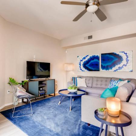 Spacious Living Area | Apartments For Rent In Ahwatukee AZ | Verano Townhomes