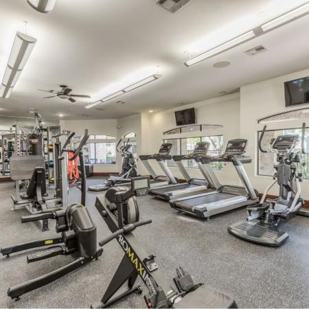 State-of-the-Art Fitness Center | Richmond TX Apartments | Deseo at Grand Mission