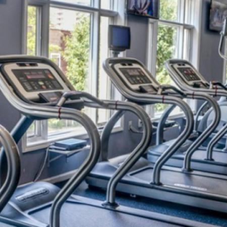 On-site Fitness Center | Hoboken NJ Apartments For Rent | 1000 Jefferson Street Apartments