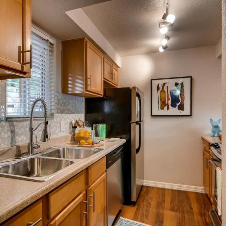Scottsdale Gateway II Kitchen