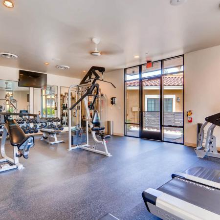 State-of-the-Art Fitness Center | Apartment Homes in Scottsdale, AZ | Chazal Scottsdale