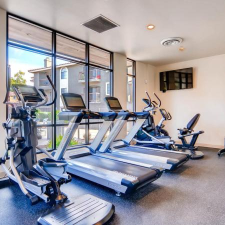 Resident Fitness Center | Apartments Scottsdale, AZ | Chazal Scottsdale