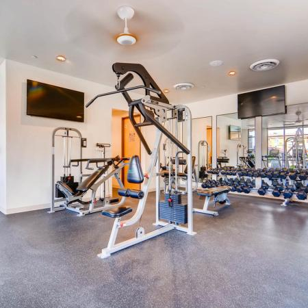 Cutting Edge Fitness Center | Apartments Homes for rent in Scottsdale, AZ | Chazal Scottsdale