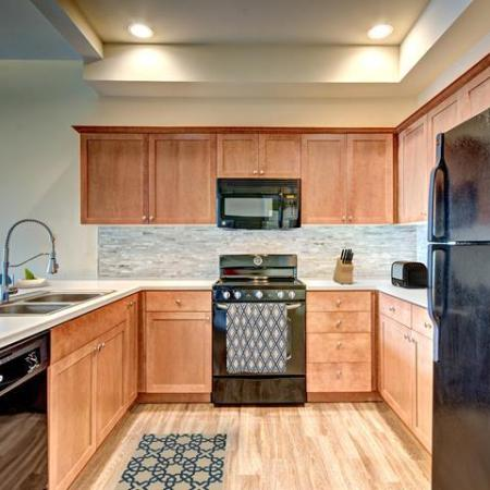 Luxurious Kitchen | Apartment Homes in Tacoma , WA | Chelsea Heights Apartments
