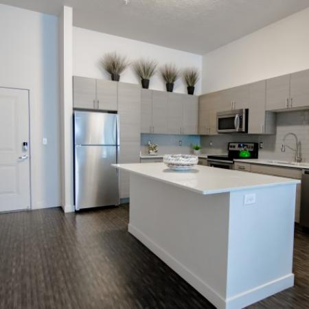 Spacious Kitchen | Apartments West Jordan | Novi at Jordan Valley Station