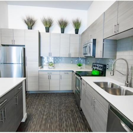 State-of-the-Art Kitchen | Apartments For Rent West Jordan Utah | Novi at Jordan Valley Station