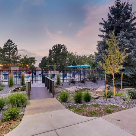 Denver CO Apartments | Woodstream Village Apartments