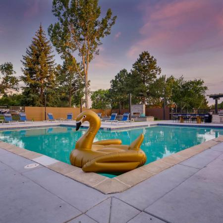 Resort Style Pool | Apartments in Denver, CO | Woodstream Village Apartments